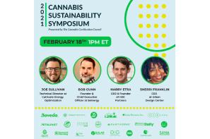The Cannabis Sustainability Symposium Series