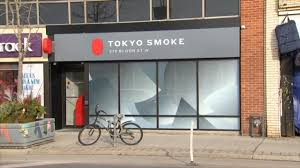 Ontario To Get 9 New Canopy Cannabis Stores Running Under Brand Tokyo Smoke