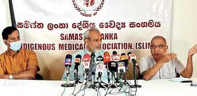 Sri Lanka: Indigenous Medical Association calls on Govt. to allow growing cannabis for medicinal purposes