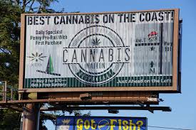 Judge: California has 30 days to inform marijuana firms about billboard ban