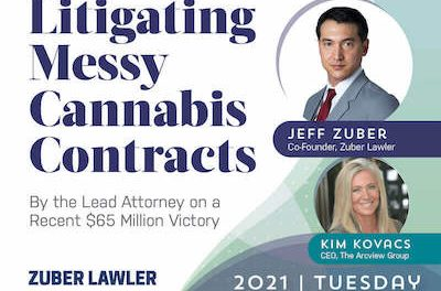 Zuber Lawler – Messy Cannabis Contacts