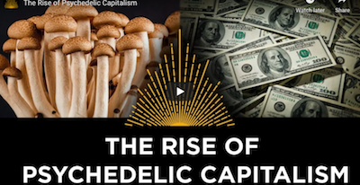 January 8 2021: The Rise of Psychedelic Capitalism