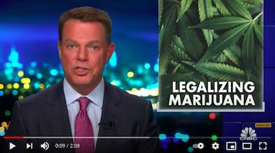 February 5 2021: CNBC – Senate Democrats push for nationwide marijuana legalization