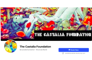 Psymposia Report:  Timothy Leary's Castalia Foundation Has Been Co-opted to Promote Conspiracy Theories about COVID and Elite Pedophile Rings