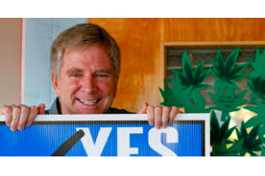 Rick Steves to Chair NORML Board of Directors