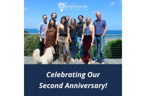 Mind Medicine Australia List Achievements of 2nd Year