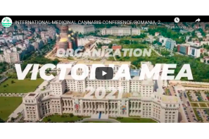 INTERNATIONAL MEDICINAL CANNABIS CONFERENCE/ROMANIA, 2021, Febr.23