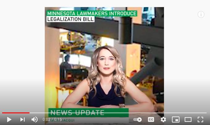 February 18 2021: Minnesota Cannabis Bill