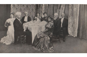 Mark Twain's Dinner Party: You've Been Invited To Twain's For Dinner Who Else Will Be There ? What Are You Going To Talk About?