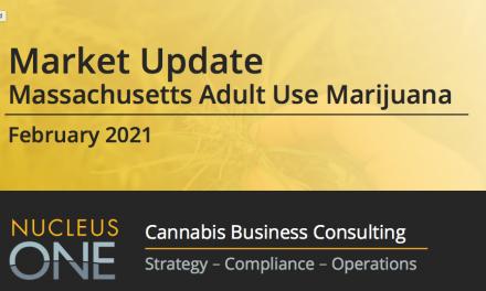 Massachusetts – Report: The Massachusetts Adult-Use Market as of February 2021