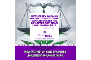 February 25 2021: New Jersey AG Calls Prosecutors to Drop Cannabis Cases the Day After Gov. Signs Legalization Bills