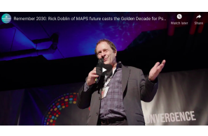 Remember 2030: Rick Doblin of MAPS future casts the Golden Decade for Psychedelics