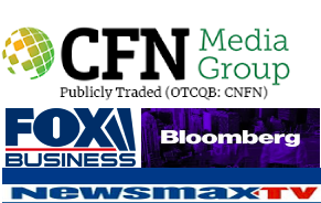 CFN To Work With Major Broadcast Channels In The USA Bloomberg, Newsmax & Fox Business