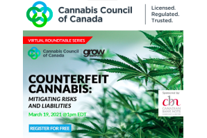 Counterfeit Cannabis: Mitigating Risks & Liabilities