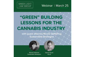 Green Building Lessons For The Cannabis Industry