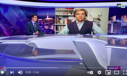 Global Commission on Drug Policy – 12 March 2021: Khalid Tinasti on 2M TV on medical and industrial cannabis in Morocco (in Arabic)