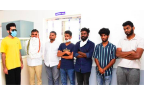 Rave party busted in Hyderabad, LSD and ganja seized