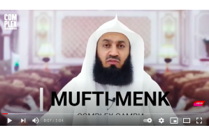 THE ISLAMIC AND GENERAL VIEW ON WEED (Marijuana) By MUFTI MENK