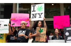 New York Legalization Is Close