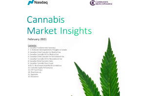 Nasdaq Publication: Cannabis Market Insights Report