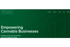 Green Light Law Re-Design Website & Blog