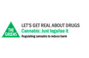 Australian Greens (Federal) : The Most Recent Policy Document We Could Find On Their Ideas For Cannabis Policy