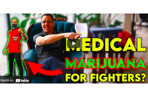 March 23 2021: Cannabis Exemptions For Athletes – Combat Sports Lawyer Explains
