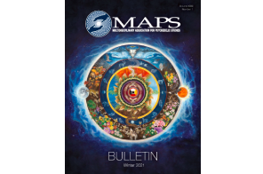 MAPS Bulletin Winter 2021: Vol 31, No. 1 Now Published