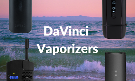 Cort Smith, CEO of DaVinci Vaporizers,  Discusses Cannabis and Their Unique Clean Technology