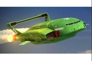 Thunderbirds Are Go In New Mexico