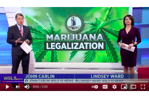 1 April 2021: Gov. Northam proposes legalizing marijuana in Virginia by July 1st