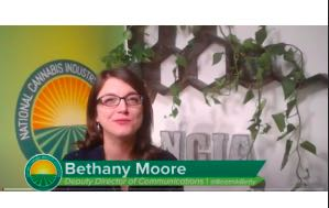 NCIA Today | April 2, 2021 – NCIA Deputy Director of Communications Bethany Moore checks in with what's going on across the country with the National Cannabis Industry Association's membership,
