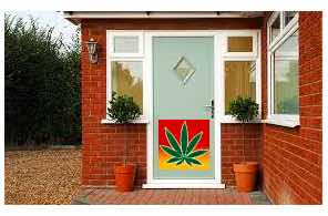 Cannabis is already being decriminalised by the back door alleges UK media report