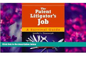 Patent Litigator Confidential