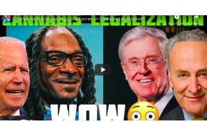 Charles Koch & Snoop Dogg Join Forces on Cannabis Legalization?