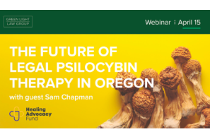 The Future Of Legal Psilocybin Therapy In Oregon