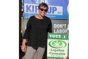Interview: Sophia Moermon, West Australian Senator For The Legalize Cannabis WA Party