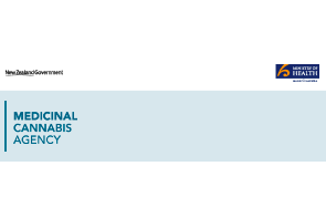 """Official Notice:  NZ Medical Cannabis Agency Approves  """"Tilray FS Oral Solution THC 25"""""""