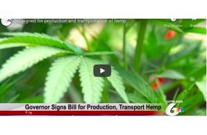 Idaho: Governor signs legislation approving production and transportation of hemp