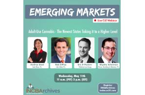 Cannabis Emerging Markets:INCBA