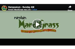 Australia : Nimbin Mardigrass Hemposium 2 May 2021:  Facebook Stream Of Conversation & Panels