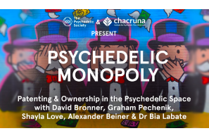 Psychedelic Monopoly: Patenting & Ownership in the Psychedelic Space