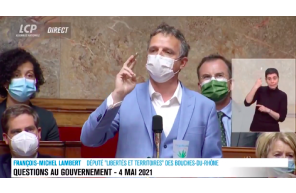 French Politician Brandishes Joint In Parliament As New Report Calls For Legalization