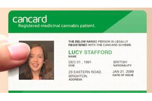 Cancard: Carly Barton Negotiates Law Enforcement, Politics & Gripes To Protect Legal Rights Of UK Medical Cannabis Patients