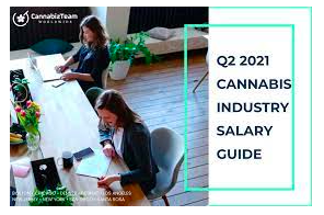 Cannabis Industry Salary Report: Increased Demand For Top Talent As Salaries Continue To Surge