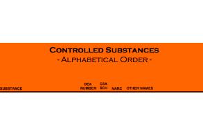 Delta-8 THC in the DEA's Orange Book: What It Means