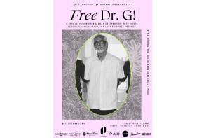 LPP Fundraiser For Malaysian Cannabis Prisoner Dr. G