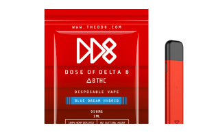 """How Much Longer Will We See Advertising Like This? """"We Tried Delta-8 THC Vapes from Dose of Chill, and Here's What Happened"""""""