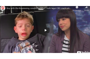 New Zealand: Boy with life-threatening condition cut off from legal CBD medication because of 'broken' drug law