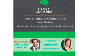 Webinar Blitz: New Mexico What's Next in Applying for a Cannabis License?